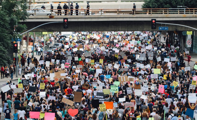 At Law Schools, Rowdy Protests Provide TeachableMoments